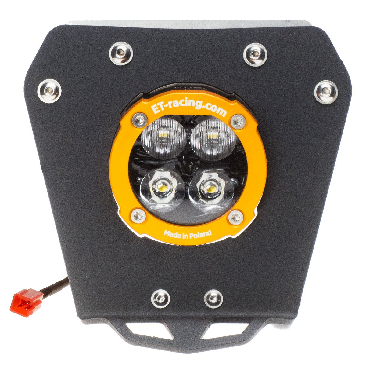 Led Lamp Dual 4 KTM EXC 2018-19 with injection