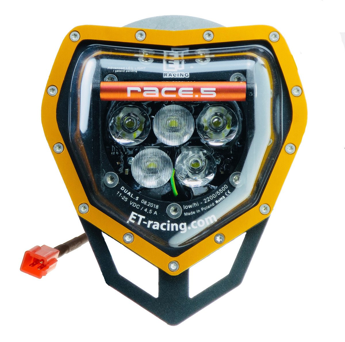 Led Lamp Race.5 KTM 2008-13